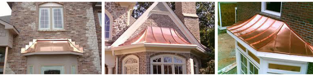 Architectural Sheet Metal, Residential & Commercial Custom Roofing in Bensenville, IL