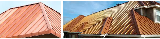 Copper Roofing, Residential & Commercial Custom Roofing in Bensenville, IL