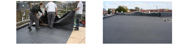 EPDM, Residential & Commercial Custom Roofing in Bensenville, IL