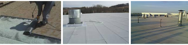 Modified Bitumen, Residential & Commercial Custom Roofing in Bensenville, IL
